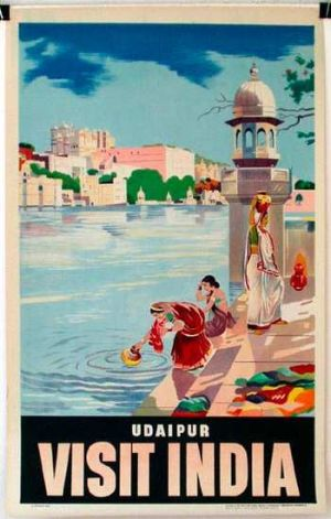 Beautiful photos of Asia - Udaipur_travel_Posters.jpg